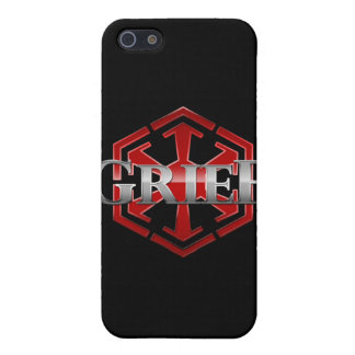 Grief SWTOR Guild Gear iPhone 5 Cover