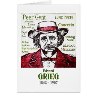 Grieg Card