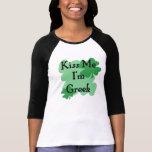 griego camiseta
