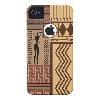 Griego clásico y cubierta del iPhone 4 de la caja Carcasa Para iPhone 4