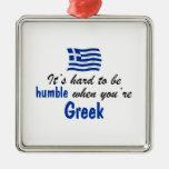 Griego humilde ornamente de reyes