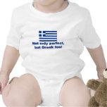 Griego perfecto trajes de bebé