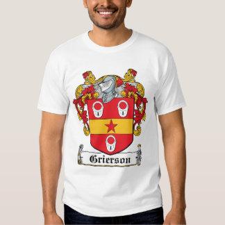 Grierson Family Crest Shirt