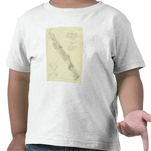 Grieta de San Andreas cerca del fuerte Ross Camisetas