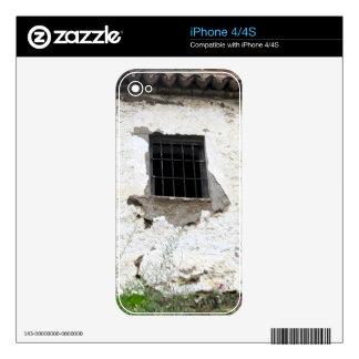 Grieta iPhone 4 Skin
