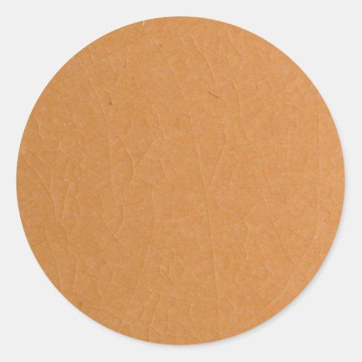 Grietas de piedra del albaricoque etiquetas