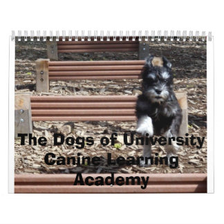 Griff_OnHurdles4 Edit, The Dogs of University C... Calendar