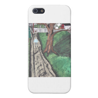 Griff The Old Meat cutter iPhone 5 Covers