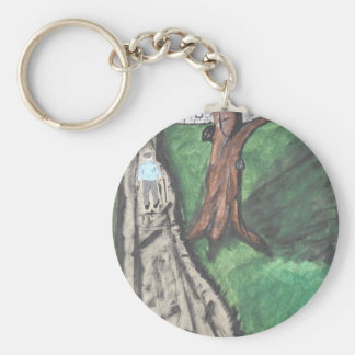 Griff The Old Meat cutter Key Chains