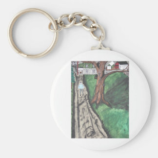 Griff The Old Meat cutter Keychain