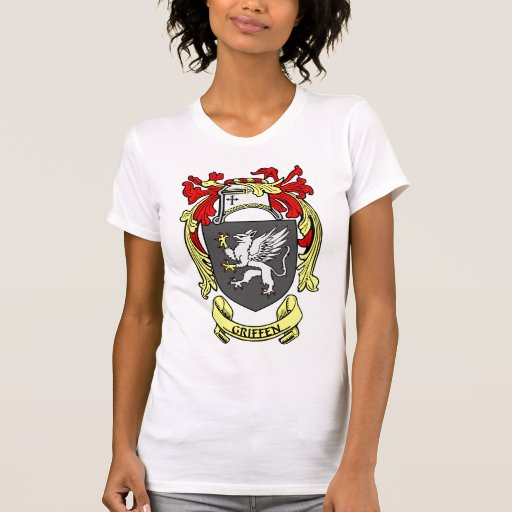 GRIFFEN Coat of Arms Tees