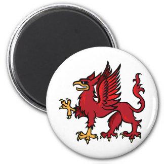 Griffin 2 Inch Round Magnet