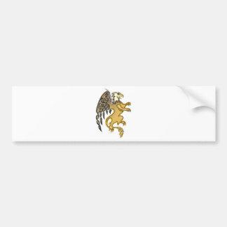 Griffin Bumper Sticker