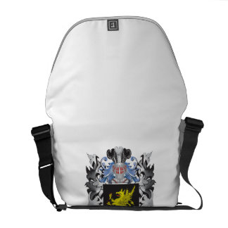 Griffin Coat of Arms - Family Crest Courier Bags