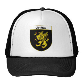 Griffin Coat of Arms Family Crest Trucker Hat