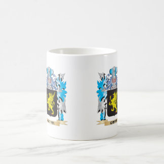 Griffin Coat of Arms - Family Crest Coffee Mugs