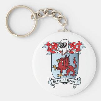 Griffin Crest Keychains