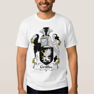 Griffin Family Crest Tee Shirt