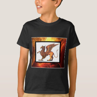GRIFFIN FLAMES.jpg T-Shirt