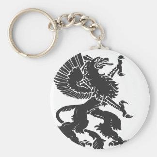 Griffin Key Chain