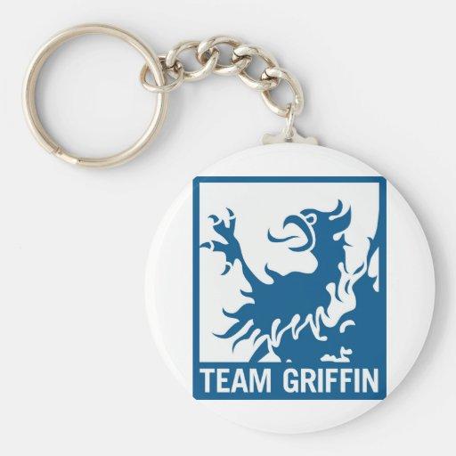 Griffin Keychain