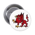 Griffin Pinback Button