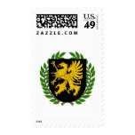Griffin Postage Stamps