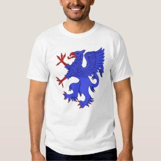 Griffin Rampant Azure T Shirt