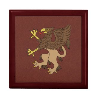 Griffin Rampant Gift Box