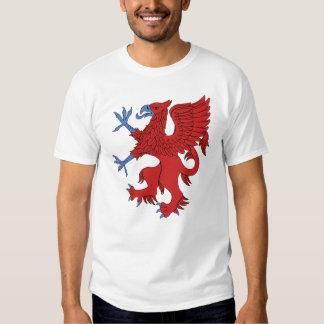 Griffin Rampant Gules Tshirt