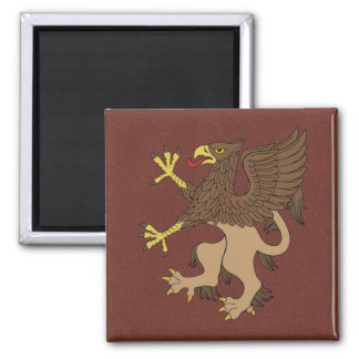 Griffin Rampant Magnet