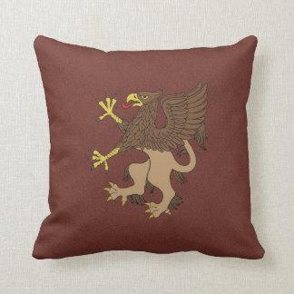 Griffin Rampant Pillow