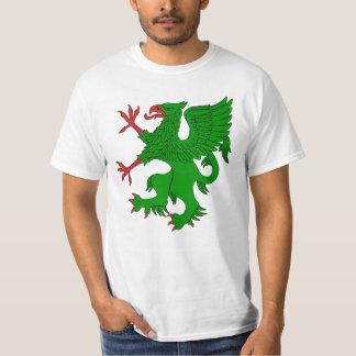 Griffin Rampant Vert T Shirt