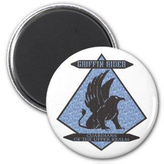 Griffin Rider Fridge Magnets