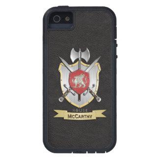 Griffin Sigil Battle Crest Black iPhone SE/5/5s Case