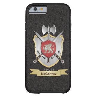 Griffin Sigil Battle Crest Black Tough iPhone 6 Case