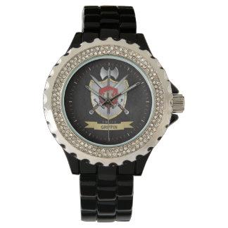 Griffin Sigil Battle Crest Surname Wristwatches
