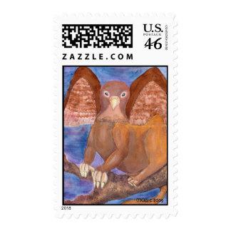 Griffin Stamp