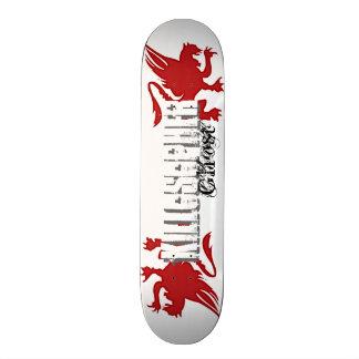 Griffin's Ghost Killosopher Skateboard Deck