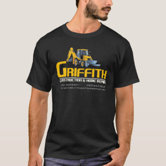 Griffith Constructioin (Company Support) TShirts