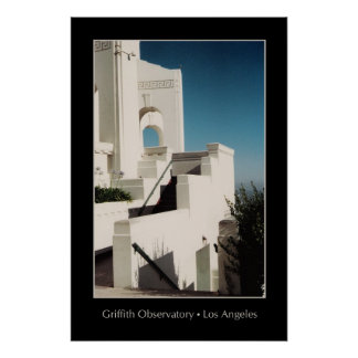Griffith Obeservatory Posters