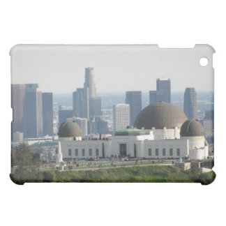 Griffith Observatory and Downtown Los Angeles iPad Mini Case