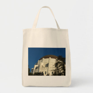 Griffith Observatory Close Up Bags