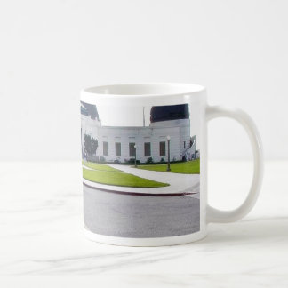 Griffith Observatory Observatories Classic White Coffee Mug