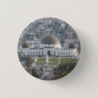 Griffith Observatory Pinback Button