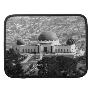 Griffith Observatory Folio Planner
