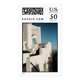 Griffith Observatory Postage