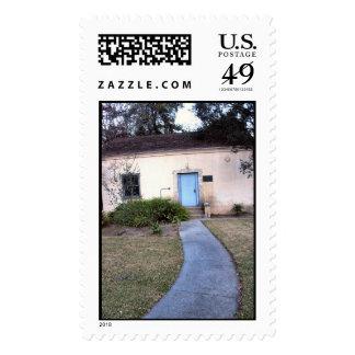 Griffith Park House Custom Postage