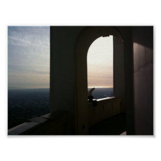 Griffith Park Observatory 2 Poster