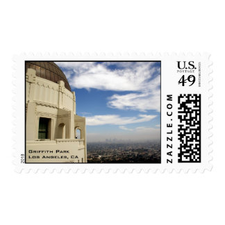 Griffith Park Postage